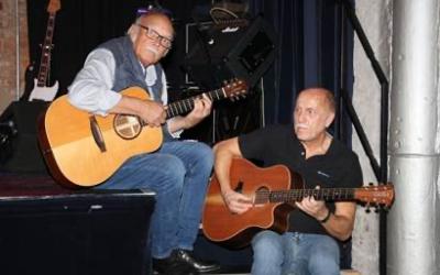 Beim Benefizkonzert fürs Senior-Schläger-Haus trifft im Lalu Chanson auf Rock- und Popmusik